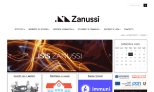 Isiszanussi.gov.it thumbnail