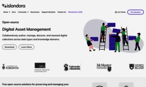 Islandora.ca thumbnail
