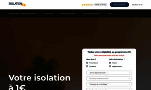 isolation 1 isolation 1 dispositif gouvernemental de solid. Black Bedroom Furniture Sets. Home Design Ideas