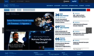 istinye.edu.tr - İstinye Üniversitesi  Yapay Zekâ Çağında Yerin Hazır