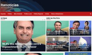 Itagimirimnews.com.br thumbnail