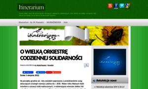 Itinerarium.pl thumbnail