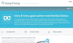 Ivory-ivory.nl thumbnail