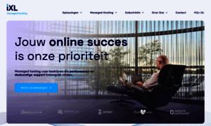 Ixlhosting.nl thumbnail