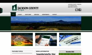 Jacksoncounty.org thumbnail