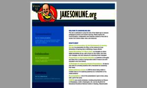 Jakesonline.org thumbnail