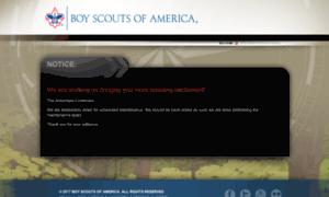 Jamboreetoday.scouting.org thumbnail