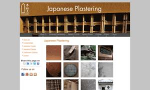 Japaneseplastering.com thumbnail