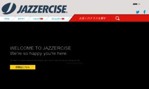 Jazzercise.jp thumbnail