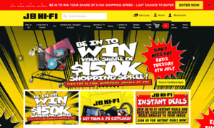 Jbhifi.co.nz thumbnail