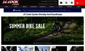 Jccookcycles.co.uk thumbnail