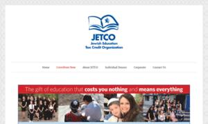 Jetco.org thumbnail