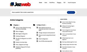 Jezweb.info thumbnail