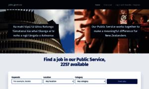 Jobs.govt.nz thumbnail