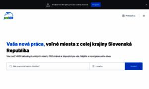 Jooble.sk thumbnail