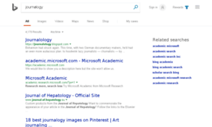 Journalogy.net thumbnail