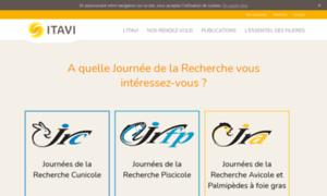 Journees-de-la-recherche-foie-gras.org thumbnail