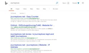 Journeytows.net thumbnail