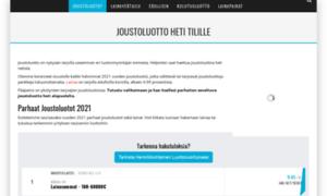 Joustoluottoja.fi thumbnail