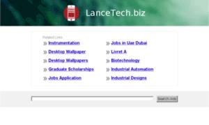 Jpkhl.lancetech.biz thumbnail