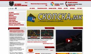 jsp.com.mk -  Јавно Сообраќајно Претпријатие Скопје - Скопје