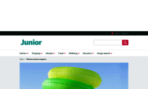 Juniormagazine.co.uk thumbnail