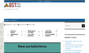 Jurisdiction.gstindiaguide.com thumbnail
