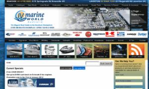 Jvmarine.smartclix.com.au thumbnail