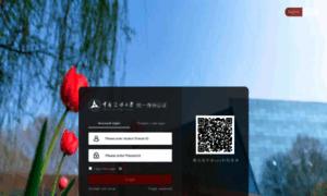 Jxpt.cuc.edu.cn thumbnail