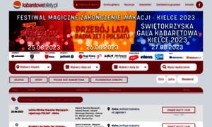 Kabaretowebilety.pl thumbnail