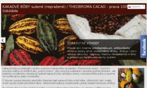 Kakaove-boby.sk thumbnail