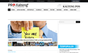 Kalteng.prokal.co thumbnail