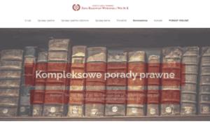 Kancelariamistewicz.com.pl thumbnail
