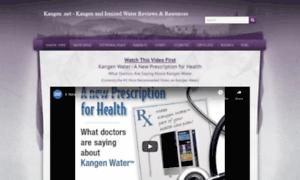 Kangen.net thumbnail