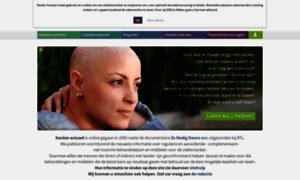 Kanker-actueel.nl thumbnail