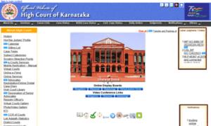 Karnatakajudiciary.kar.nic.in thumbnail