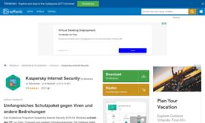 Kaspersky-internet-security.softonic.de thumbnail