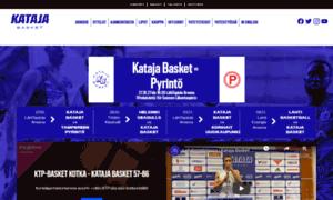 Katajabasket.fi thumbnail
