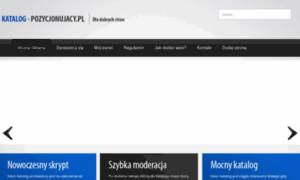 Katalog-pozycjonujacy.pl thumbnail