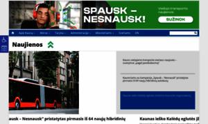 Kaunas.lt thumbnail