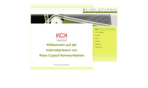 Kc-kommunikation.de thumbnail
