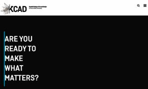 Kcad.edu thumbnail