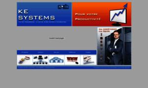 Ke-systems.net thumbnail