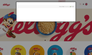 Kelloggs.co.uk thumbnail
