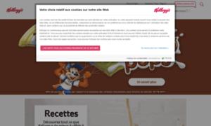 Kelloggs.fr thumbnail