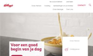 Kelloggs.nl thumbnail
