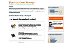 Keukenbrochuresaanvragen.nl thumbnail