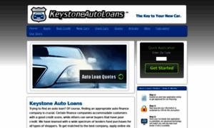 Keystoneautoloans.com thumbnail