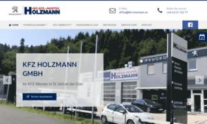 Kfz-holzmann.at thumbnail