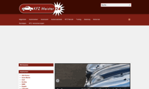 Kfzmeister24.de thumbnail